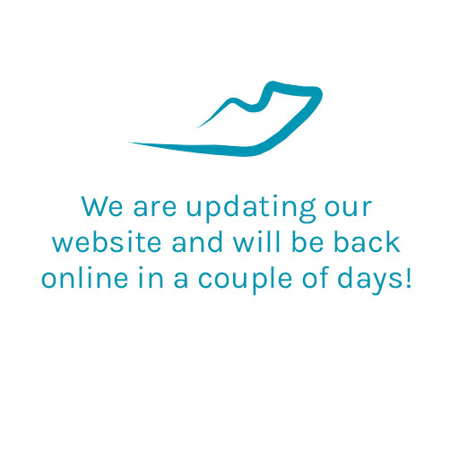 We will be right back with a new amazing website
